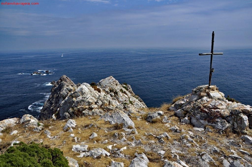 Vistas del mar Cantábrico