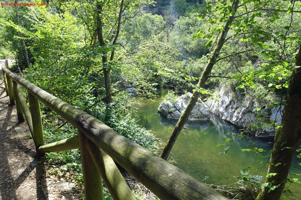 Río Teverga