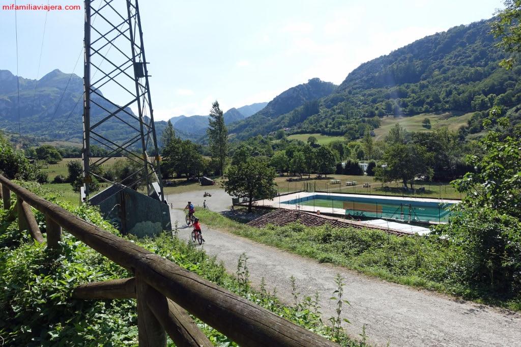 Área recreativa de Buyera