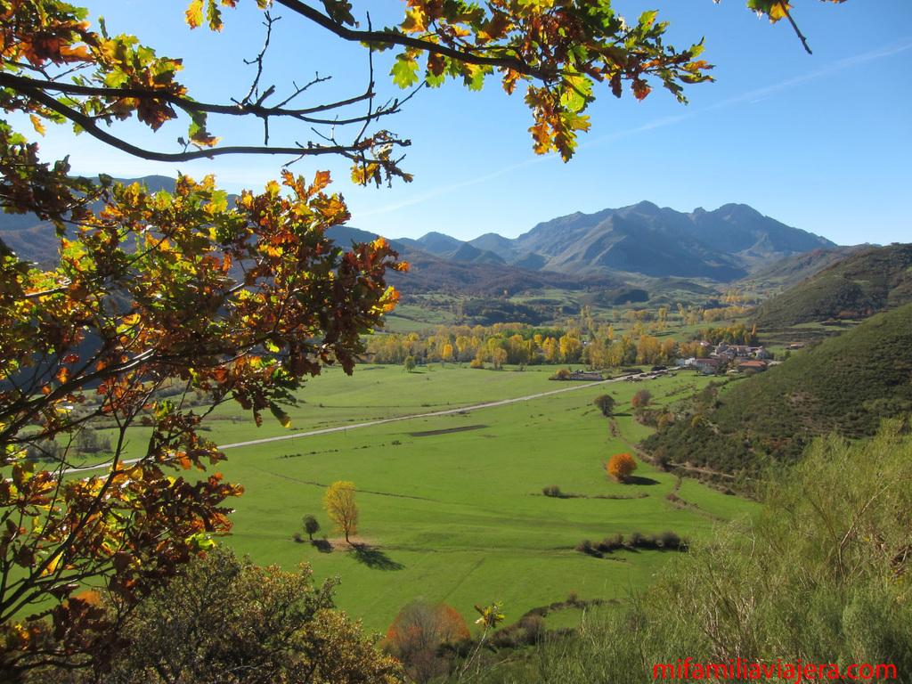 Monte Ranedo, León