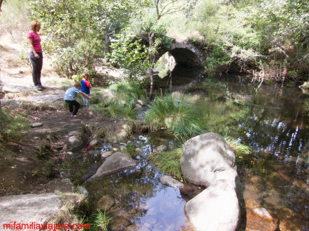 Ruta Castañar de Hervás (Cáceres)