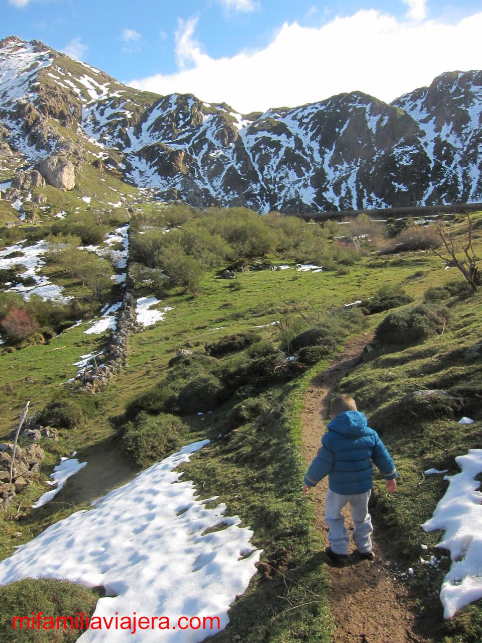 Valle del Lago, Somiedo, Asturias
