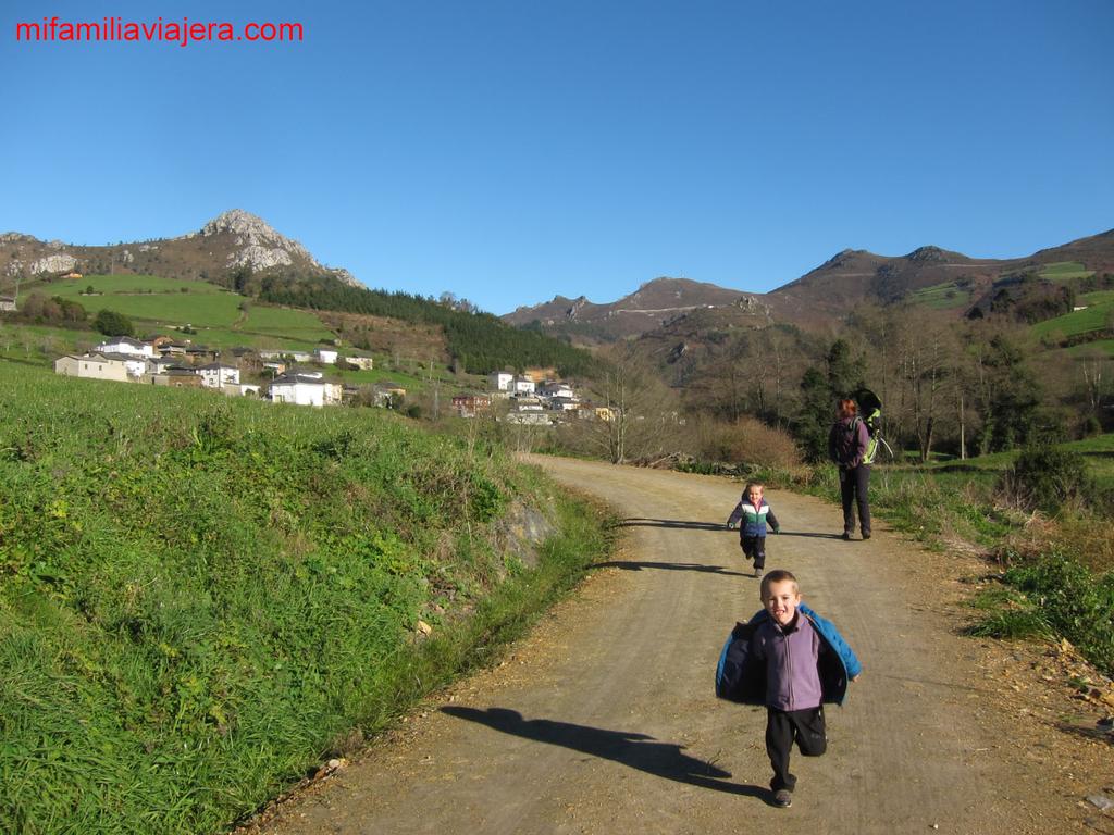 Cascadas de Oneta, Asturias