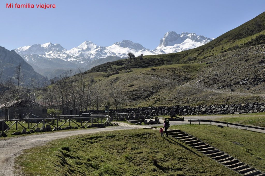 Ruta de Los Lagos de Covadonga, Cangas de Onis, Asturias