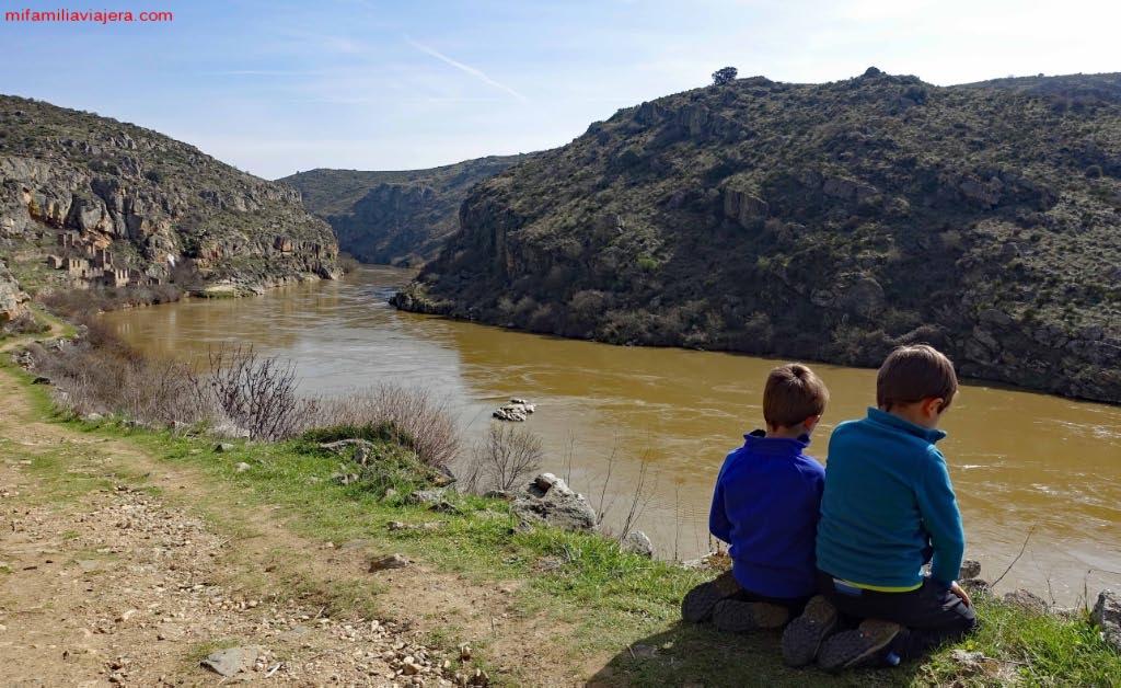 Meandros del río Duero