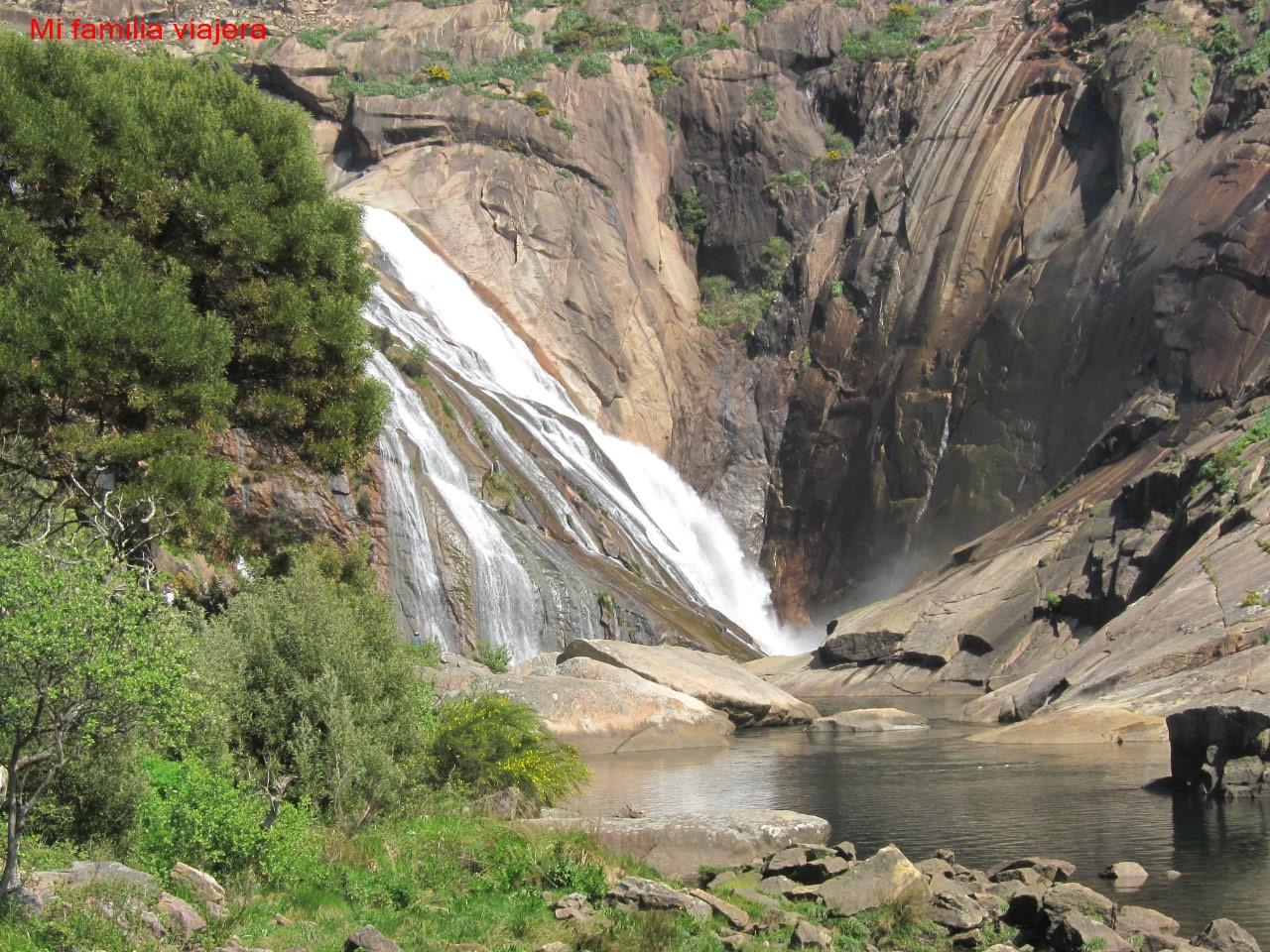 Cascada de Ézaro, Dumbría, , Costa da Morte, La Coruña