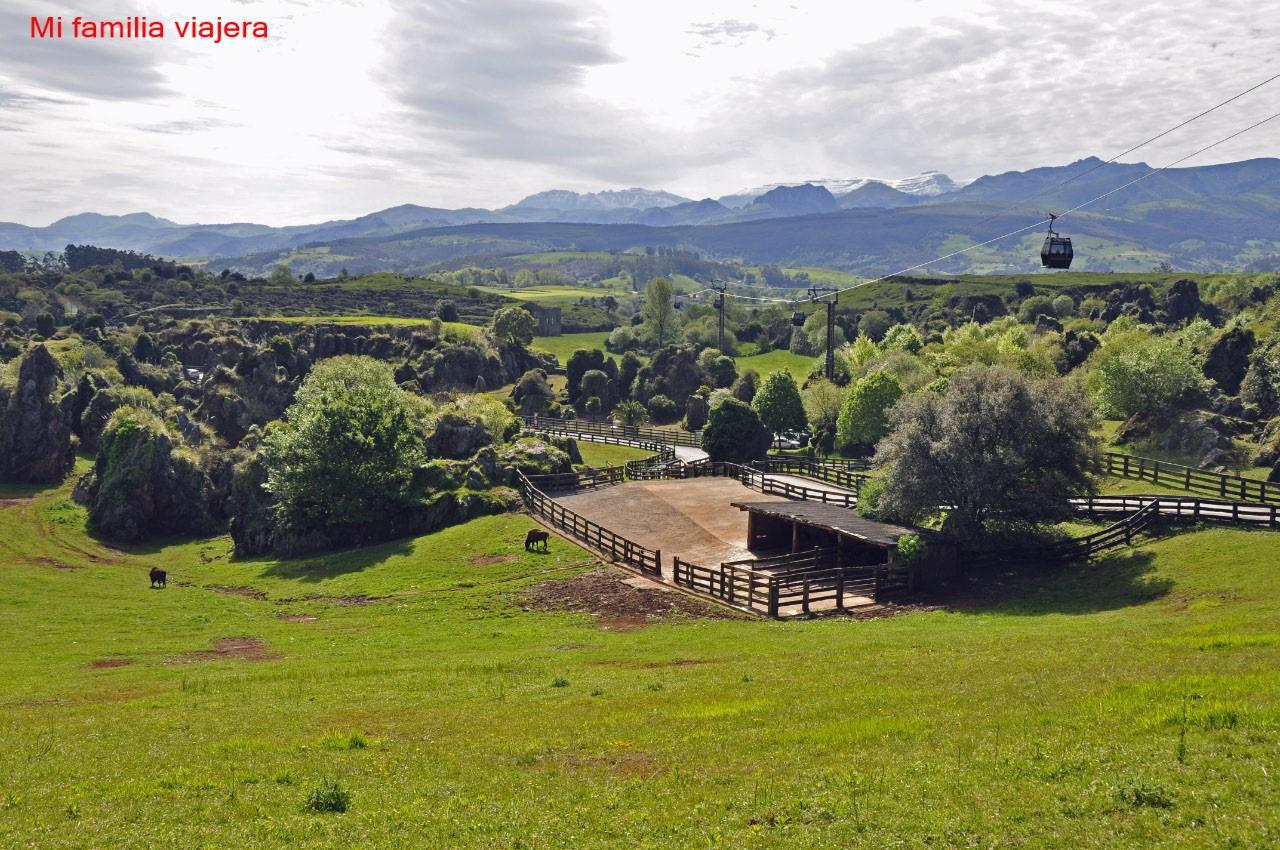 Parque de la Naturaleza de Cabárceno, Cantabria