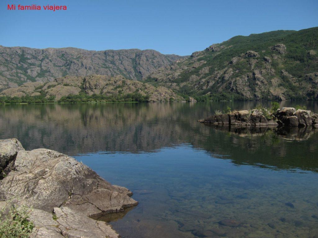 Crucero Ambiental Lago de Sanabria, Zamora