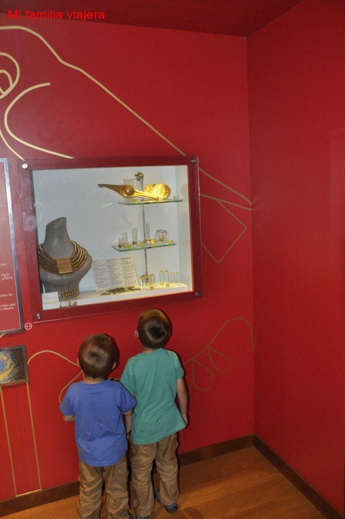 Exposición permanente del MOA