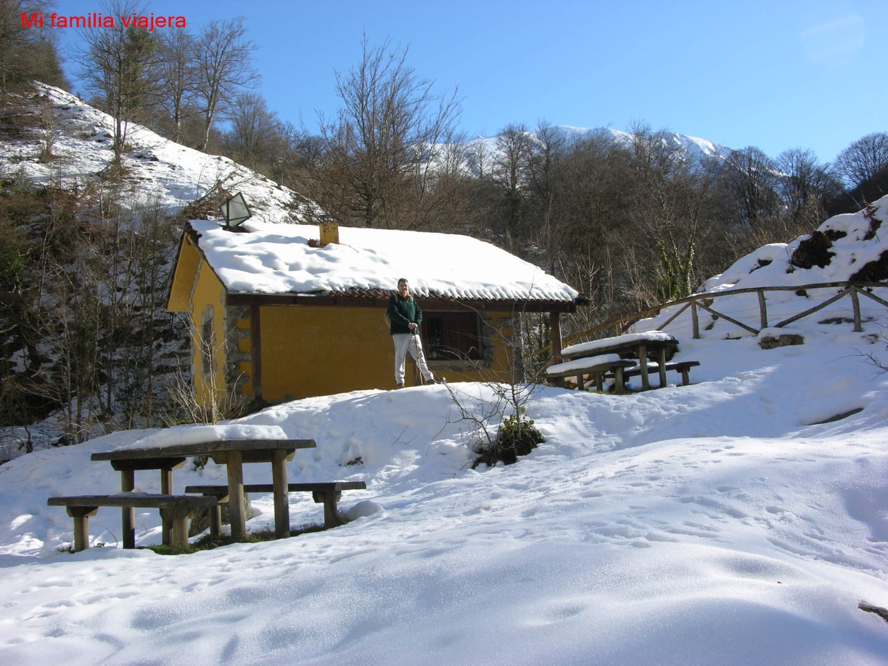 Cruz de los Ríos (invierno)