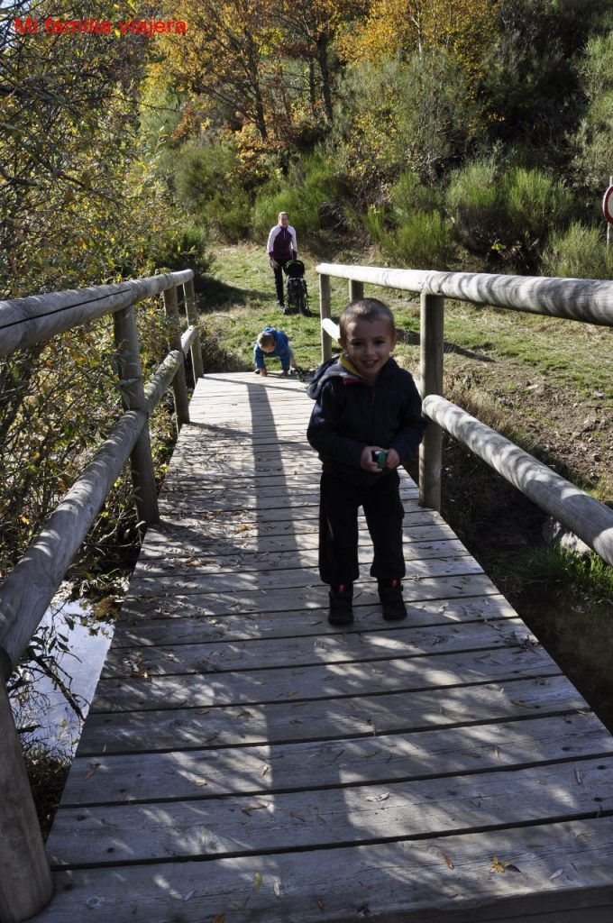 Ruta Robledas Matapiojos, León