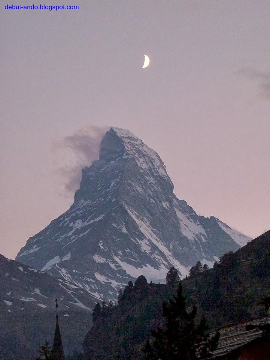 Cervino desde Zermatt