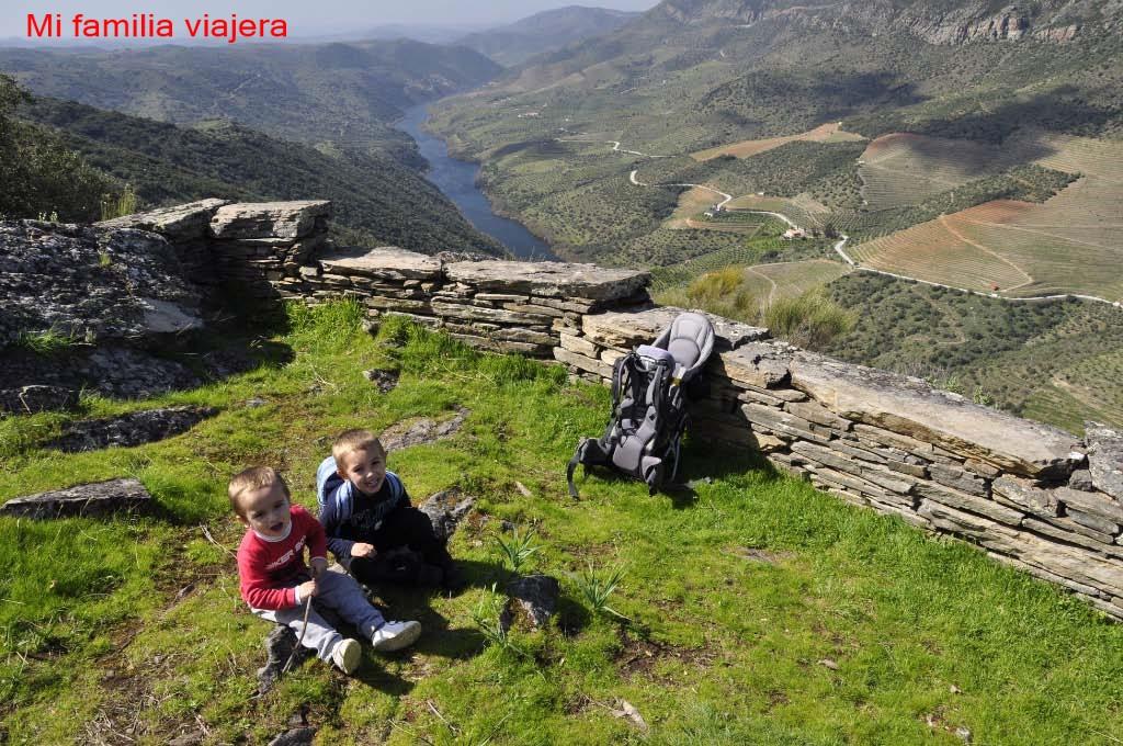 Mirador de la Vela, Hinojosa de Duero, Salamanca