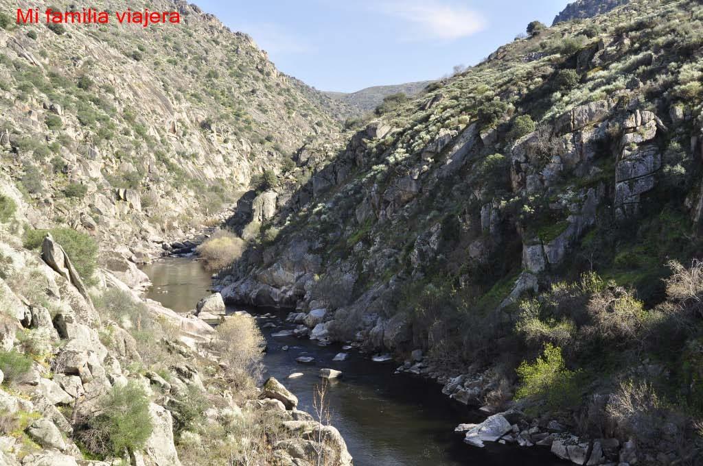 Río Huebra, Saucelle, Salamanca