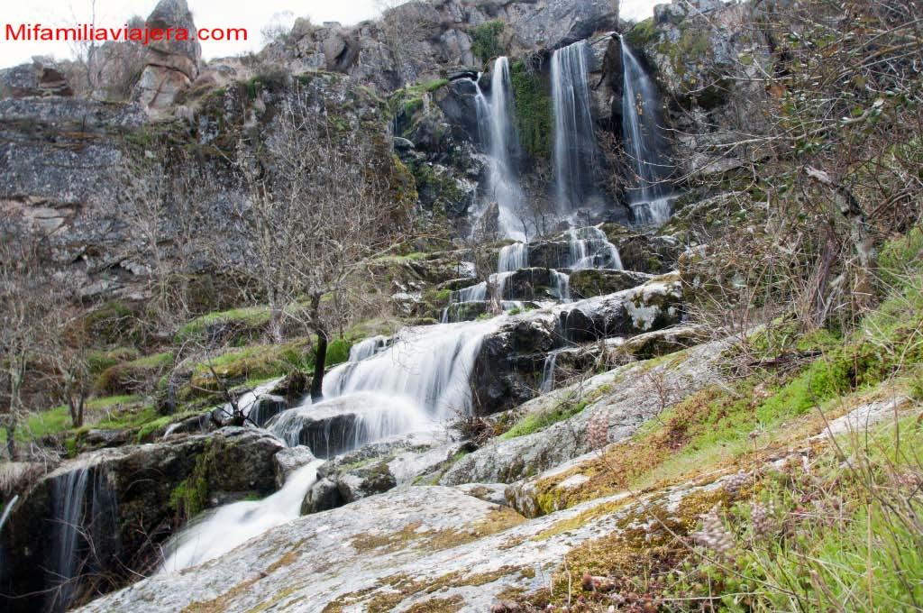 Cascada de Abelón, Sayago, Zamora