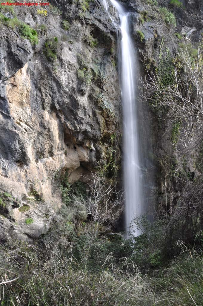 Cahorros de Monachil, Granada