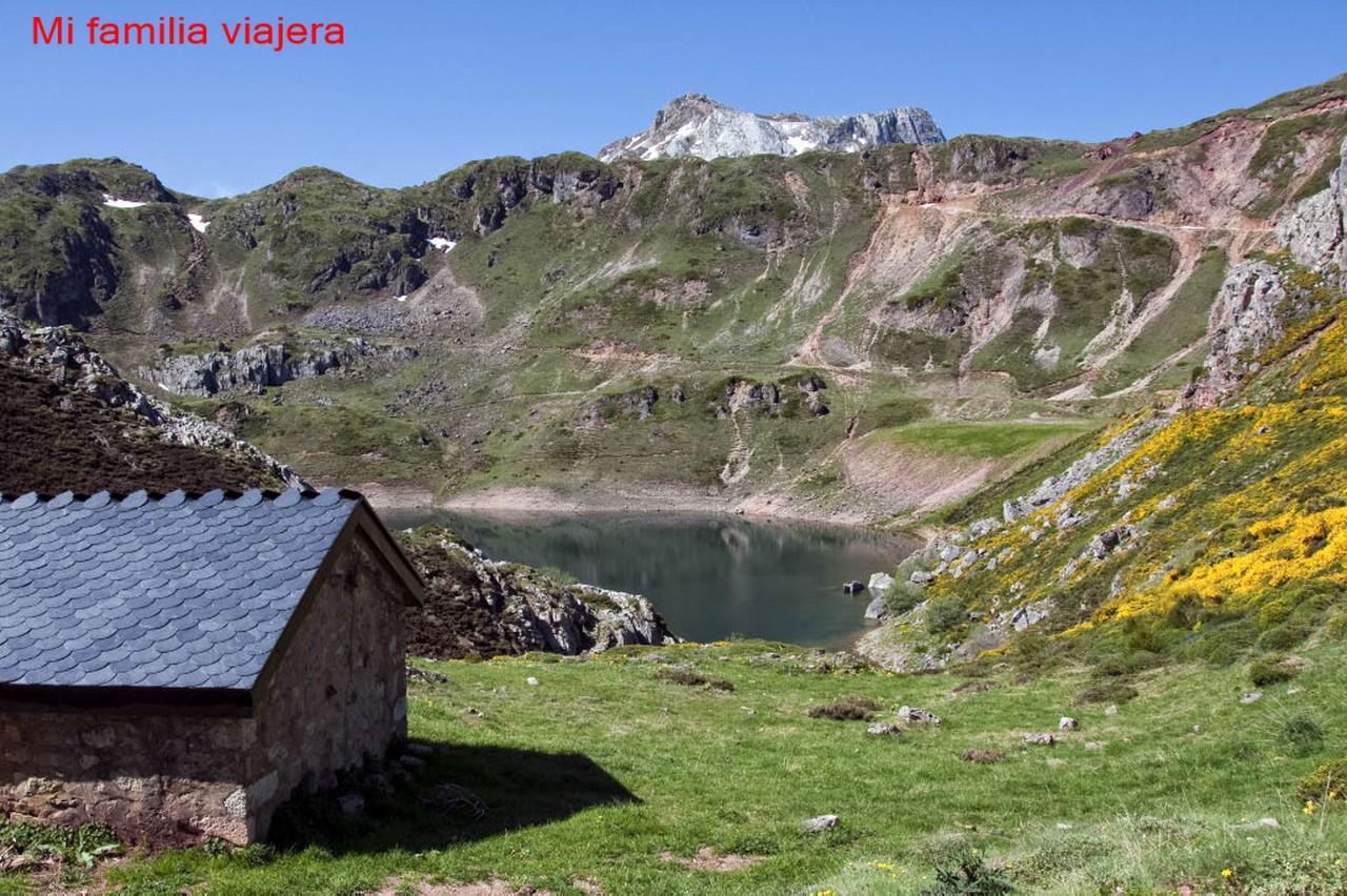 Lago de la Cueva