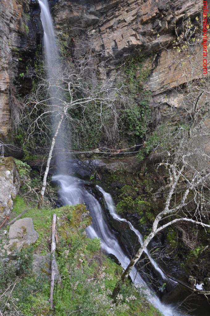 Cascada de Pinero