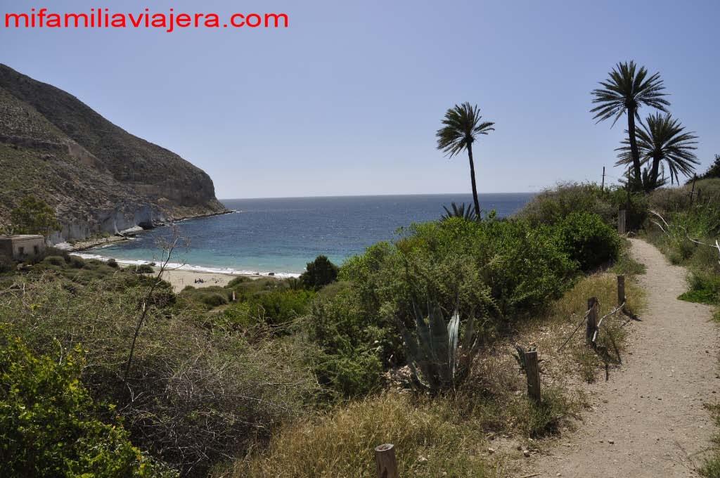 Sendero Las Negras - Cala de San Pedro