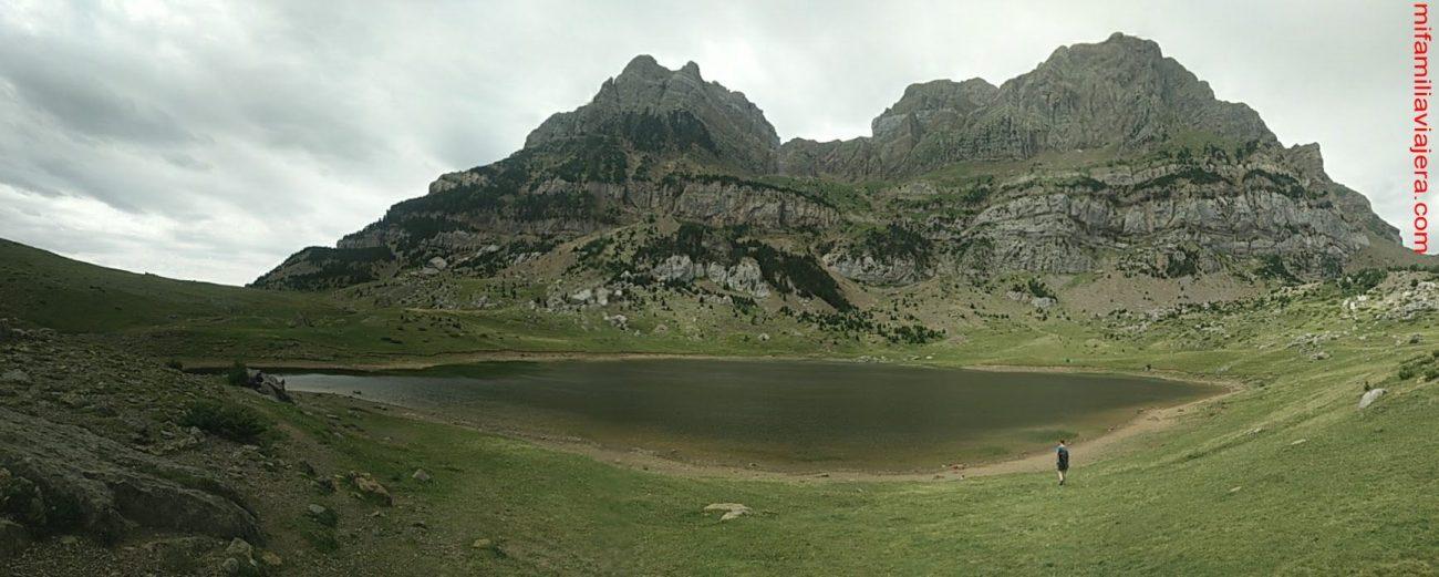 Ibón de Piedrafita, Huesca