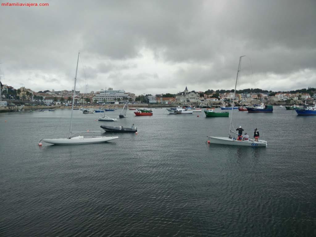 Puerto deportivo Cascais