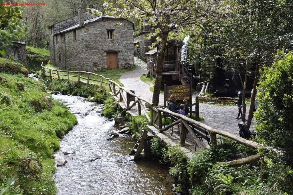 Ruta del Agua de Taramundi, Oscos-Eo, Asturias