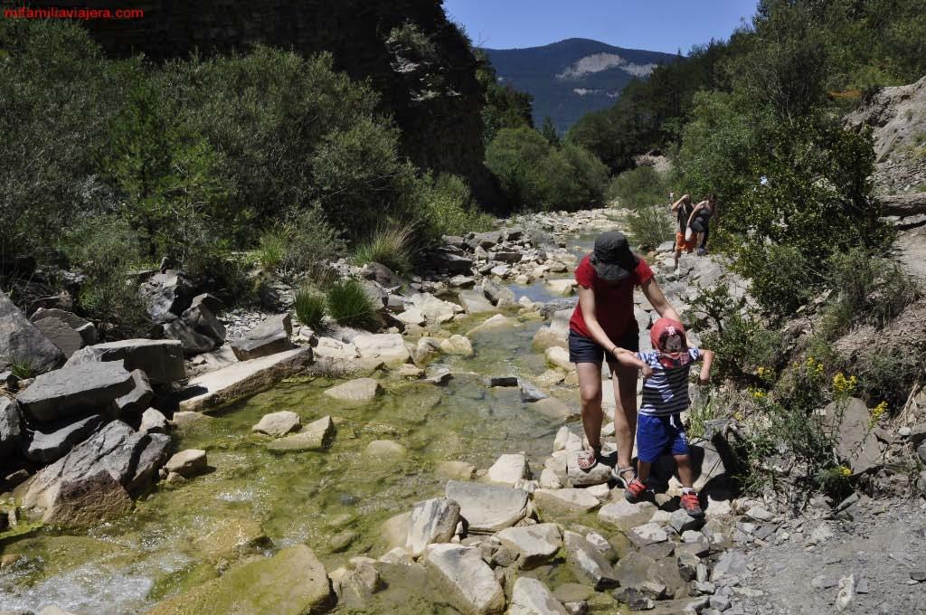 Cascada de Orós Bajo, Valle de Tena, Huesca
