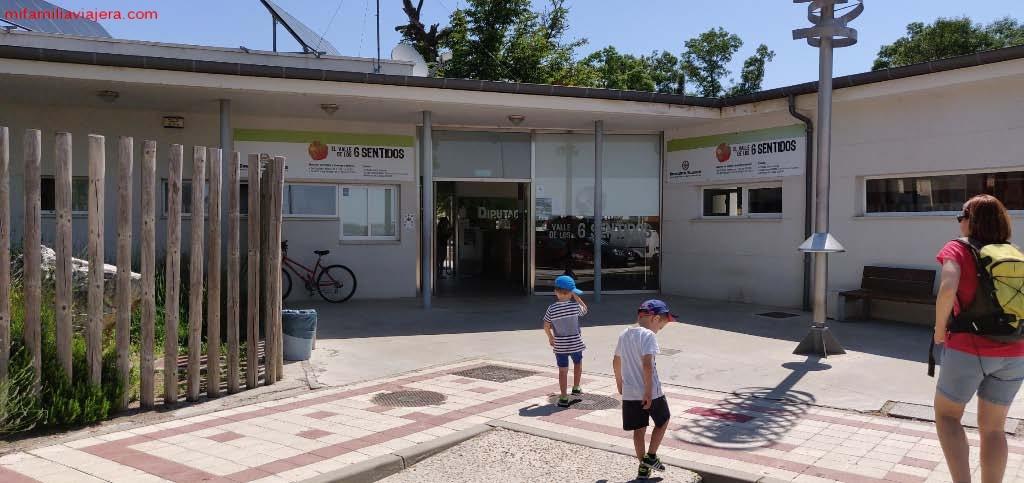 Valle de los 6 Sentidos, Valladolid