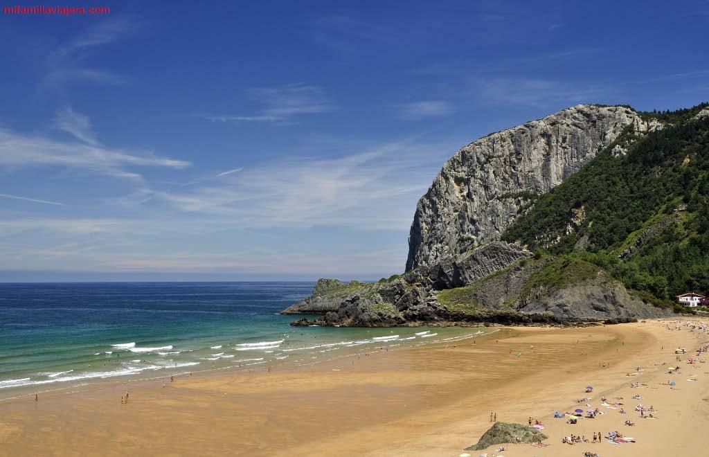 Reserva de la Biosfera de Urdaibai, Vizcaya, País Vasco