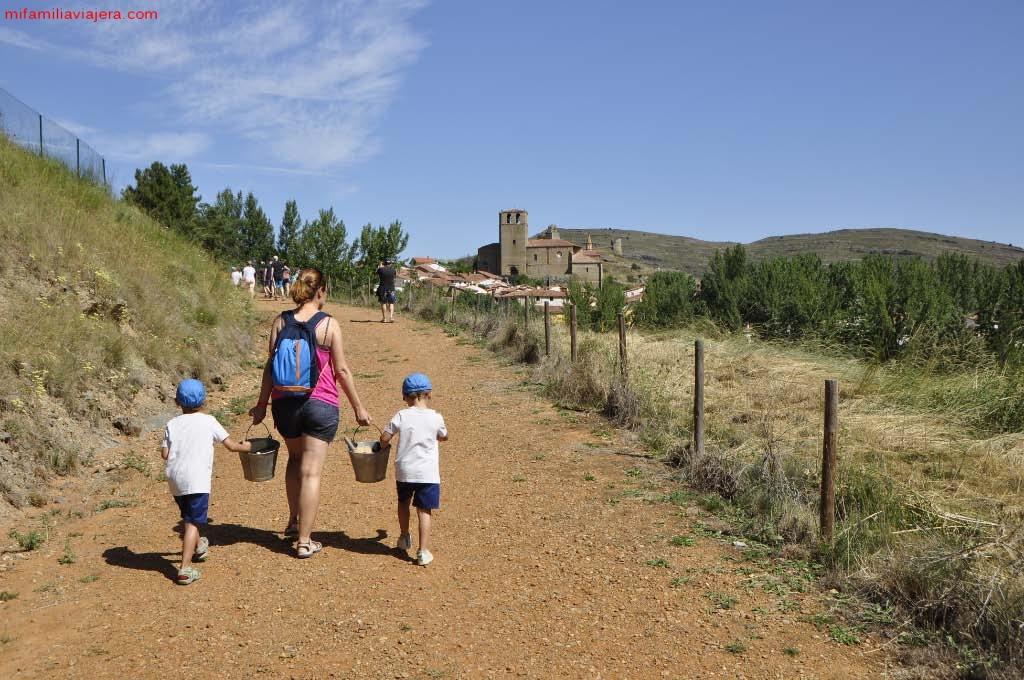 El Barranco Perdido, Enciso, La Rioja