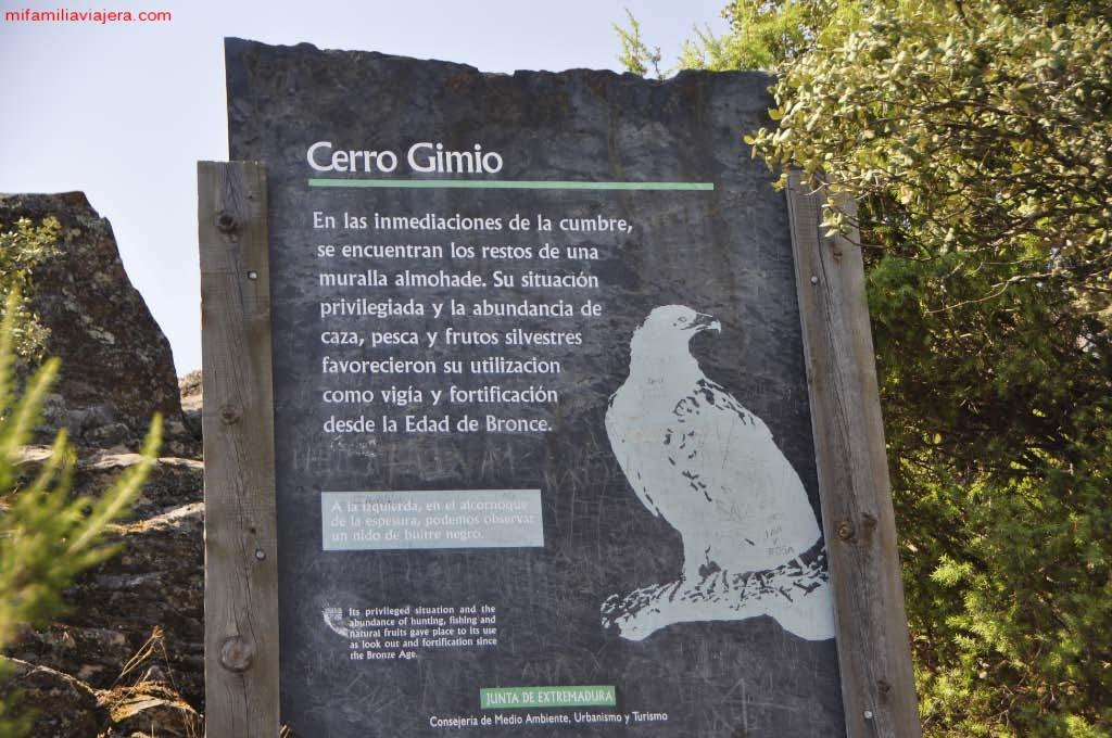 Mirador Cerro Gimio