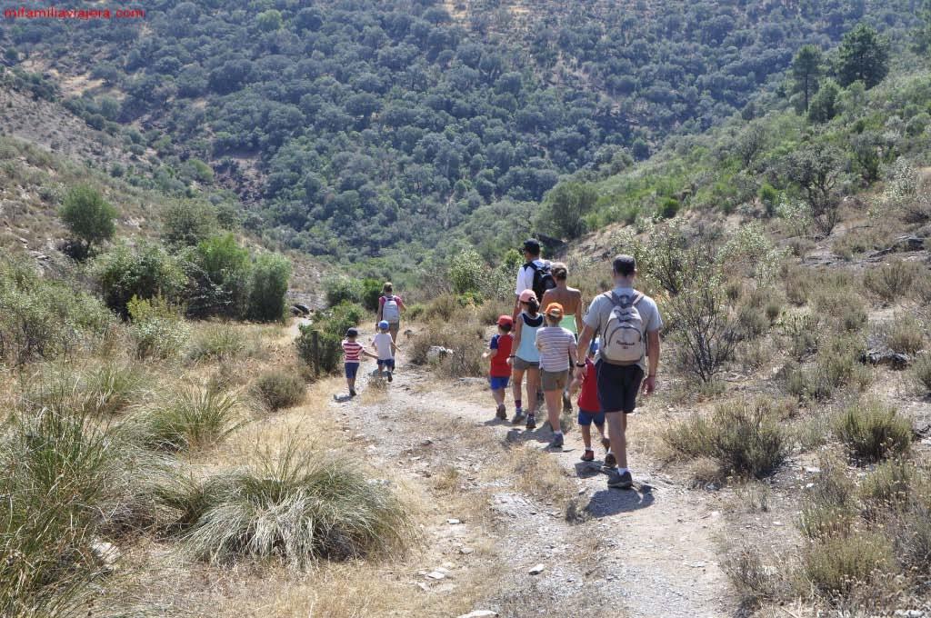 Ruta Verde: Cerro Gimio