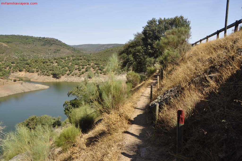 Ruta Roja: Salto del Gitano