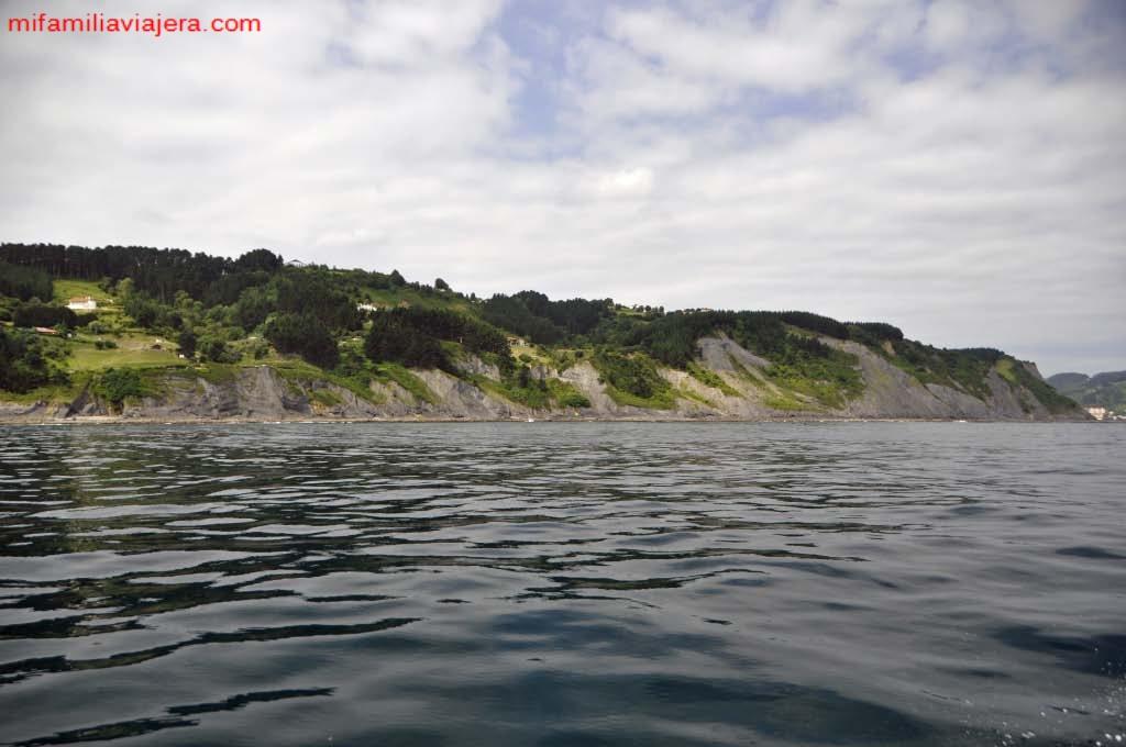 Ruta en barco por las Siete Playas