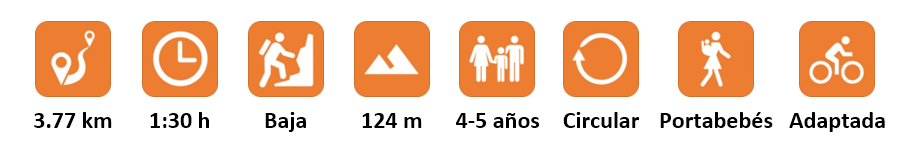 Senda_del_Bosque_Fósil_Verdeña_Mi_familia_viajera