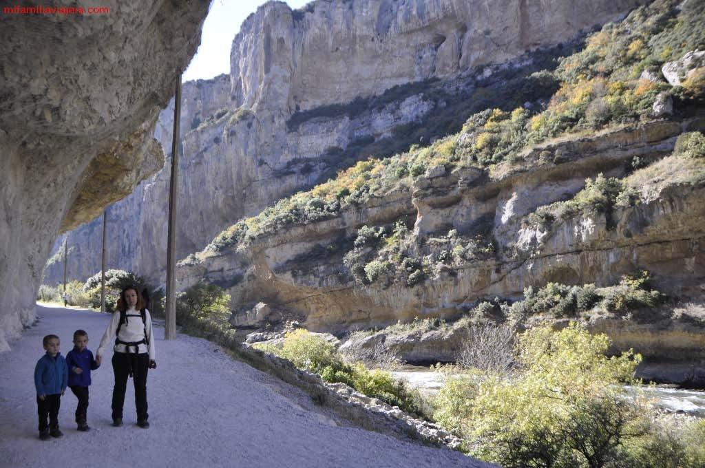 Foz de Lumbier y Arbaiun, Navarra