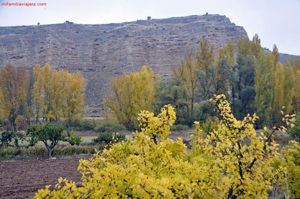 Parque Natural Hoces del Río Riaza, Segovia