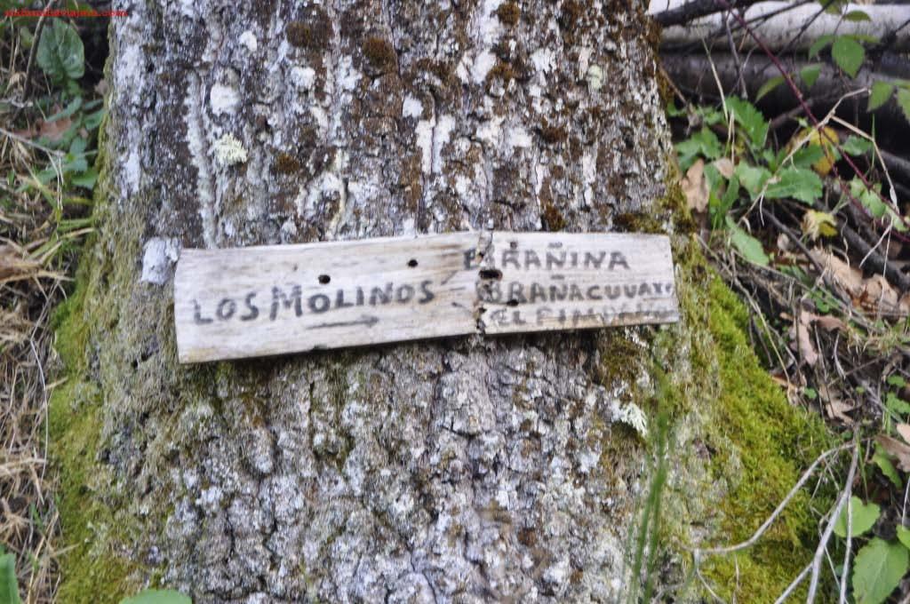 Cascada del Pimpanón y Ruta de los Molinos de Rabanal, Rabanal de Arriba, Villablino, León