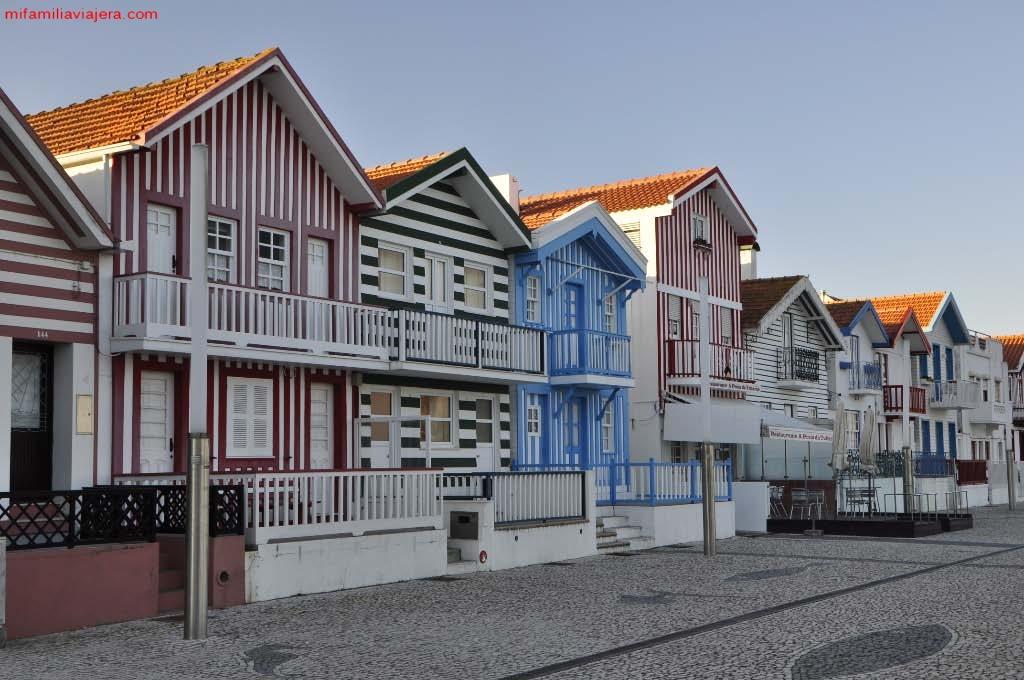 Costa Nova, Aveiro, Portugal