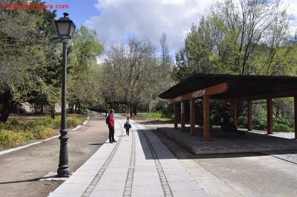 Senda Ecológica del Tajo, Toledo, Castilla la Mancha