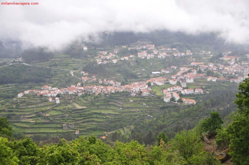 Vale do Rossim, Manteigas, Portugal