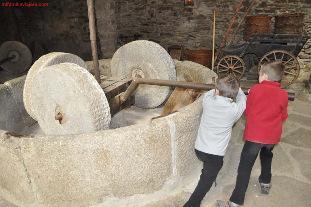 Museo del Aceite, San Felices de los Gallegos, Arribes del Águeda, Arribes del Duero, Salamanca