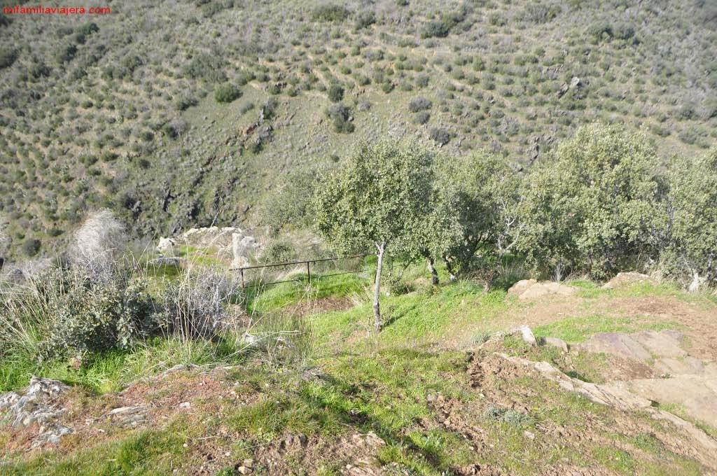 Mirador de la Mesa del Conde, San Felices de los Gallegos, Arribes del Águeda, Arribes del Duero, Salamanca