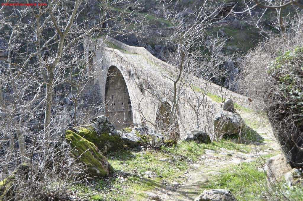 Puente de los Franceses, San Felices de los Gallegos, Arribes del Águeda, Arribes del Duero, Salamanca
