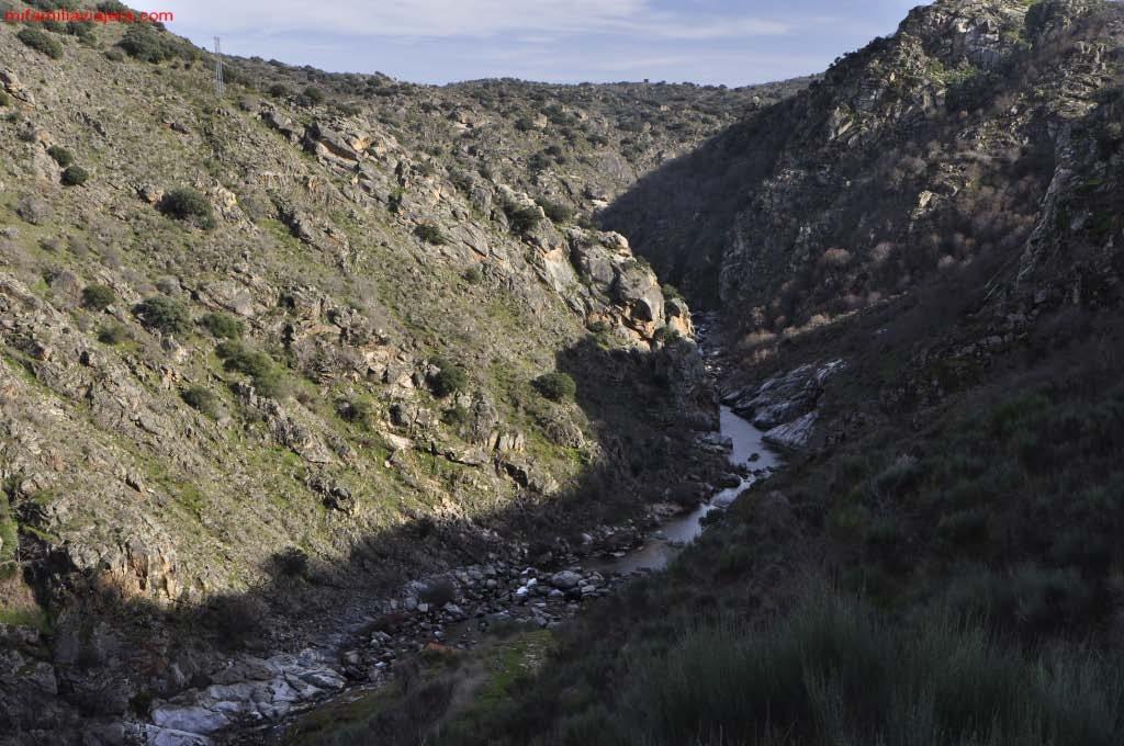 Puerto Seguro, Puente de los Franceses, San Felices de los Gallegos, Arribes del Águeda, Arribes del Duero, Salamanca