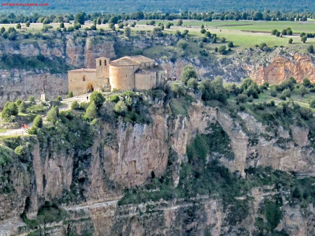 Ermita de San Frutos, Parque Natural Hoces del Río Duratón, Segovia