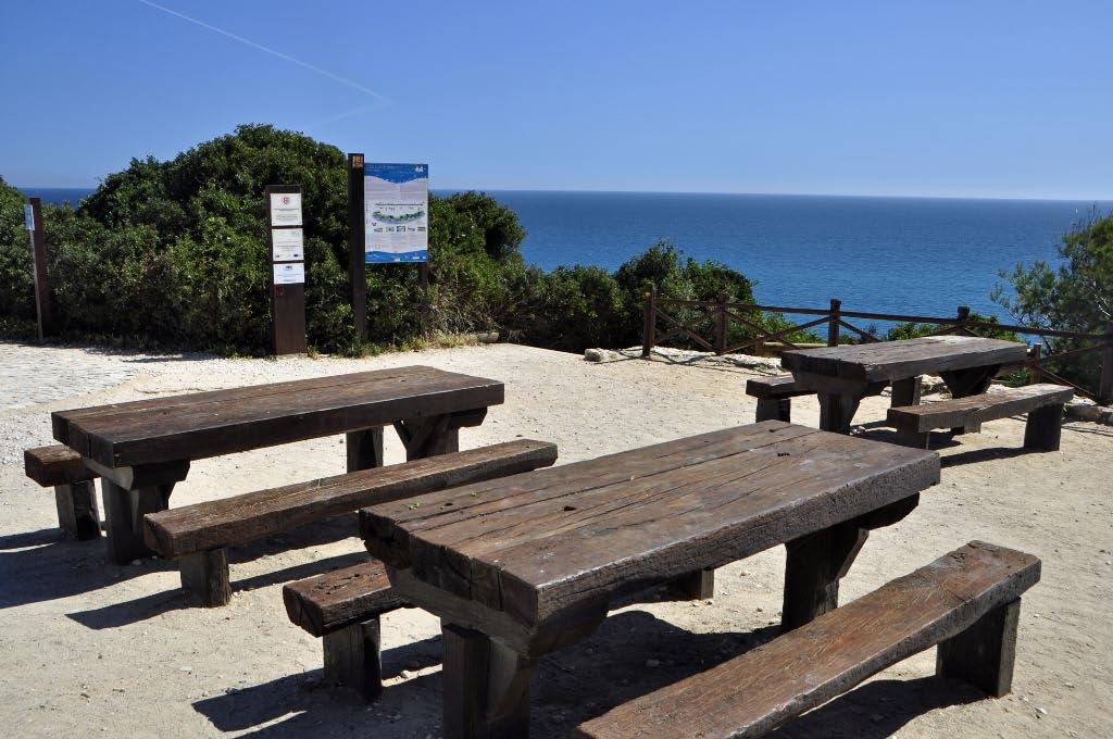 Ruta de los Siete Valles Colgantes, Lagoa, Faro, Algarve, Portugal