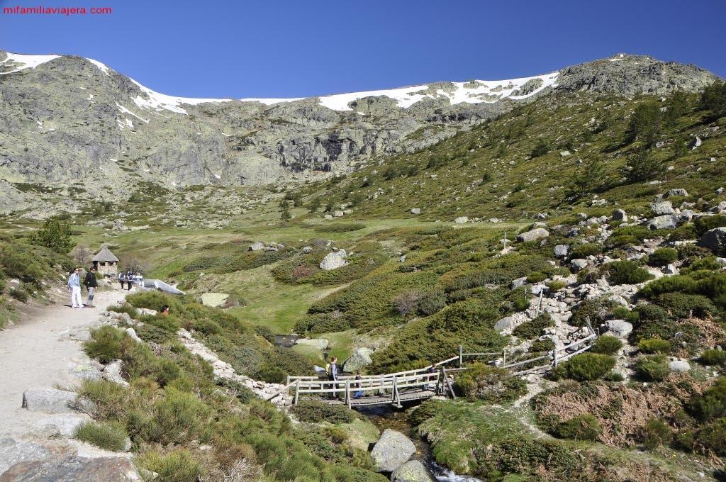 Parque Nacional de la Sierra de Guadarrama, Senda Laguna Grande de Peñalara, Madrid, Segovia