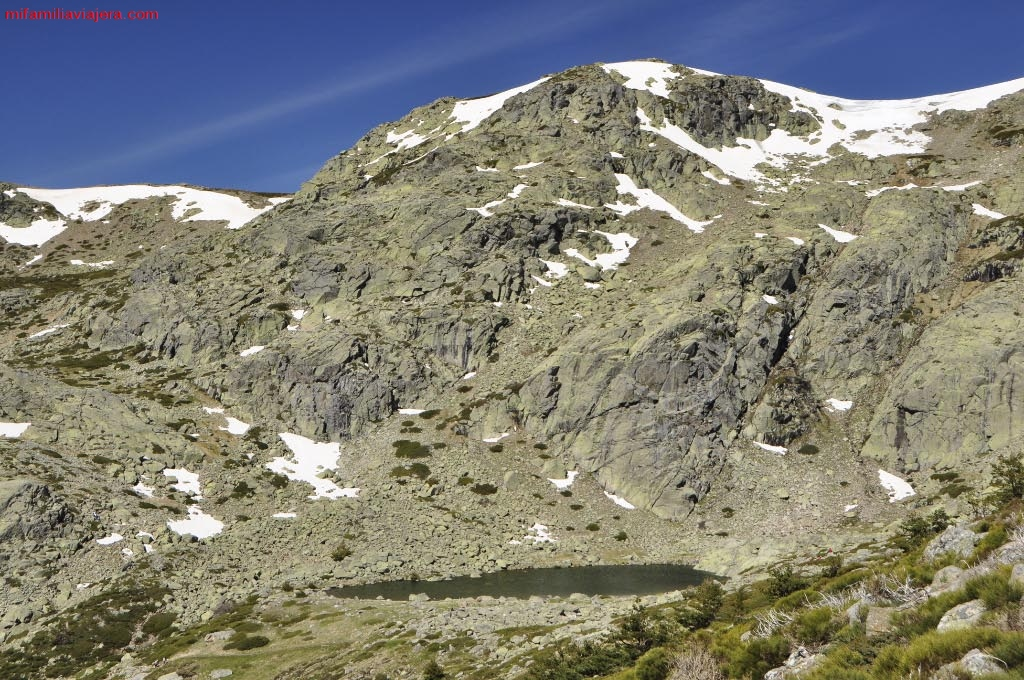 Parque Nacional de la Sierra de Guadarrama, Laguna Grande de Peñalara, Madrid, Segovia