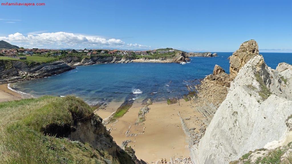 Costa Quebrada, Liencres, Santander, Cantabria
